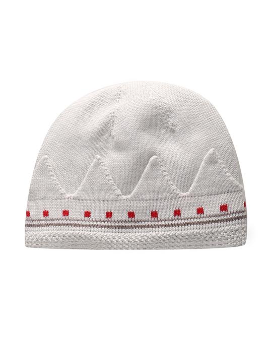 Purebaby有機棉針織帽