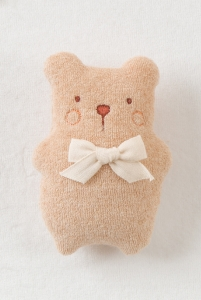 Amorosa Mamma-安撫娃娃-咖啡小熊