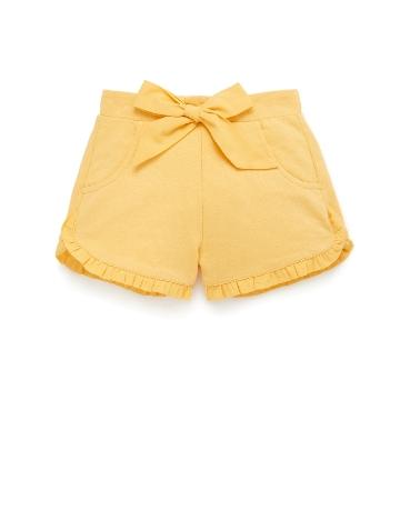 Purebaby 有機棉短褲