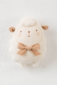 Amorosa Mamma有機棉安撫娃娃-綿羊