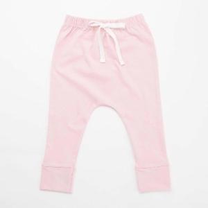 Deux Filles有機棉舒棉褲-粉紅