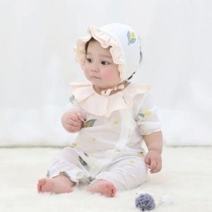 Merebe嬰兒連身裝 -玉蜀黍