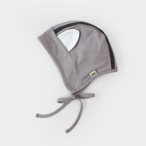 Merebe嬰兒嬰兒帽-褐色松鼠