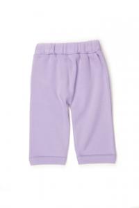 kate quinn有機棉舒棉褲-淡紫色